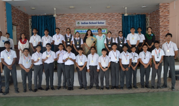 indian school sohar holiday homework