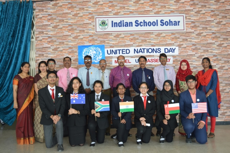 indian school sohar holiday homework